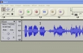 Selecting and Deleting in Audacity