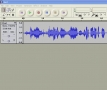 Saving a Project in Audacity