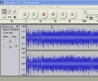 Fade in Using Audacity