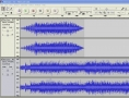 Lining Up Audio Tracks