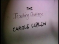 The Teaching Challenge - Carole Caplin