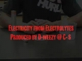 Electricity From Electrolytes