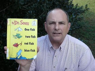 One fish Two fish Red fish Blue fish-Mr. Deen