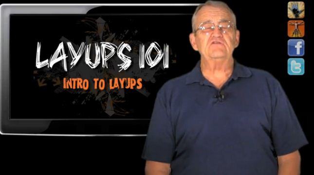 MAKE THAT LAYUP!!! (Layup 101) -- Shot Science Basketball