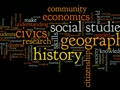 Vocabulary Digital Story: Intro to Social Sciences