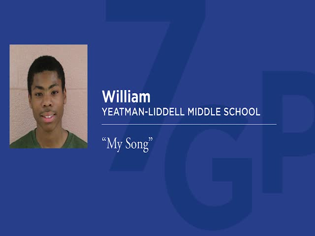 """""""My Song"""" by William"""