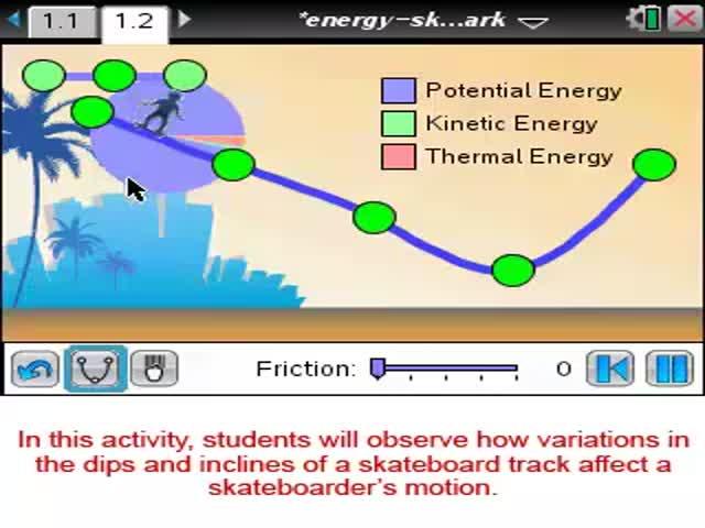 Energy Skate Park [Preview Video Science Nspi
