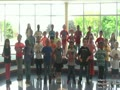Mrs. Dziedzic's Class Sings and Signs The Star Spangled Banner