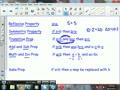 2-6 algebraic proofs