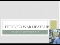 The Cold War Heats Up 2: The Korean War