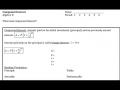 VIDEO 6- 7.1/7.2 Compound Interest Notes- Definitions