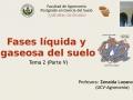 Fases liquida y gaseosa del suelo (segmento 1)