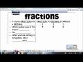 Fractions, Decimals & Percents Conversions