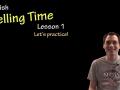 Practica: Telling Time Seno Jordan