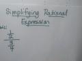Simplifying Complex Fractions-Algebra Help