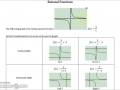 Rational Function Parent Function and Transformations