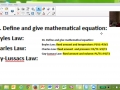 Benchmark Test Review WKST Videos #2 U2 Solutions Sem 2 15-14