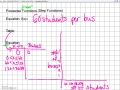 Piecewise functions step and defined