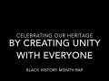 Black History Month Rap