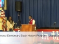Westwood Elementary Black History Program Upper School