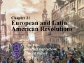 The Ideologies Behind the Revolutions in the Early 1800s in Europe (21.1)