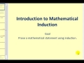 James Sousa: Mathematical Induction