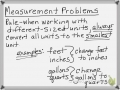 Solving Measurement Problems