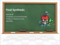 EEX 6061 JM  Strategy Presentation and Synthesis