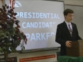 Parker Faix Presidential Speech
