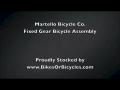 How To Setup Martello Fixed Gear Bikes