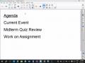 Term 2 Midterm Quiz Review