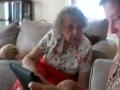 Grandma talking about after ww2