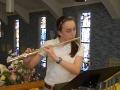 choir flutist solo