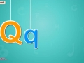 Learn the letter Q sound