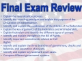 US Government Review