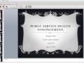 Public Service Health Announcement on Cholera, Part 2