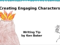 Creating Engaging Characters Writing Tip and Lesson Plan Supplment