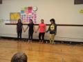 6th grade creates a contemporary dance about friends