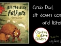 Book Reading- All The Little Fathers