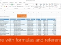 Advanced formulas and references