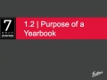 Red Oak HS Yearbook Week 1 Lesson 1.2