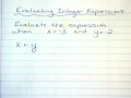 Corbin Integer Expression