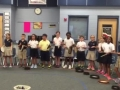 """15-16 Ms. Montigny's 3rd grade class """"Fuzzy Wuzzy"""""""