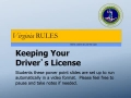 Module 3 Keeping Your Drivers License