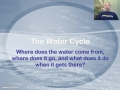 Weather PPT 1 - The Water Cycle