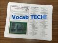 VOCAB TECH 2.0 !