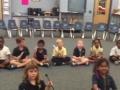 """15-16 Ms. Keene's 1st grade class """"Apple Tree"""""""