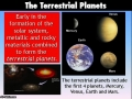 Solar System Cornell Notes Part 2 Video 1