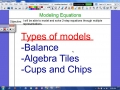 Modeling 2-Step Equations