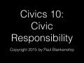 Civics 10 Presentation Video